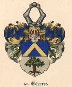 Coat of arms Ekesparre