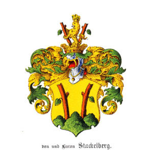 Coat of arms Stackelberg